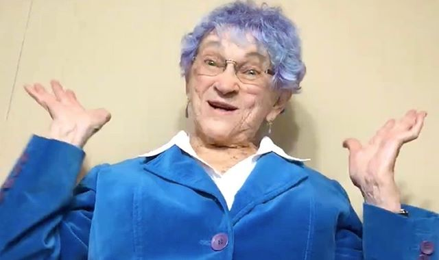 Here's our March Madness spirit animal! If you know a senior as sassy as our friend Martha, please email: casting@wyldsidemedia.com 💎 . . #sassysenior #grandmagoals #mygrandmaisthebest #lovemygrandma #ootd #marchmadness #nowcasting #haircolorideas #trendsetters #seniorcitizen #ageisjustanumber #castingcall