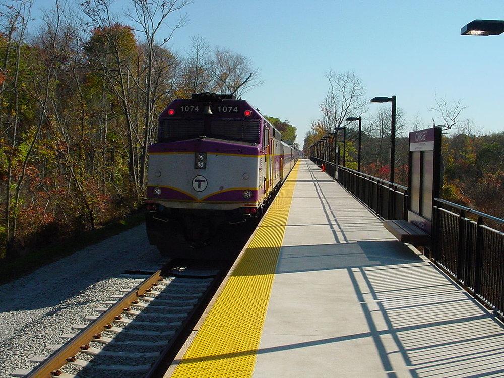 Cohasset Commuter Rail