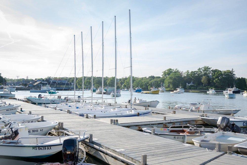 Cohasset Sailing Club
