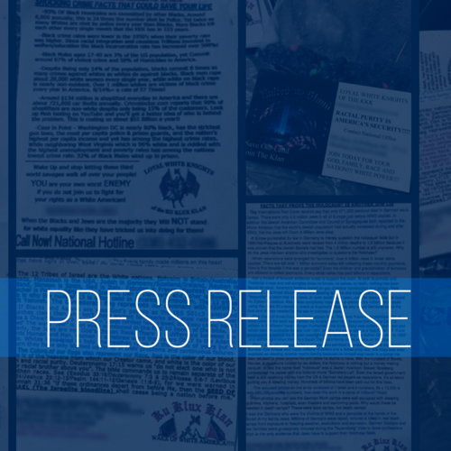 Press Release: CAIR-Chicago Welcomes Police Investigation into KKK Literature Distribution in Orland Park Neighborhood