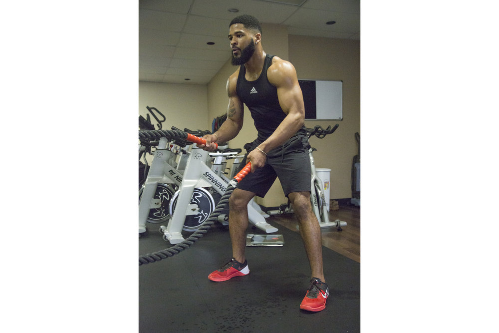 2018-3-29 NFL Prospect Dre Hall at Columbia Mid South 5 Fitness 09.jpg