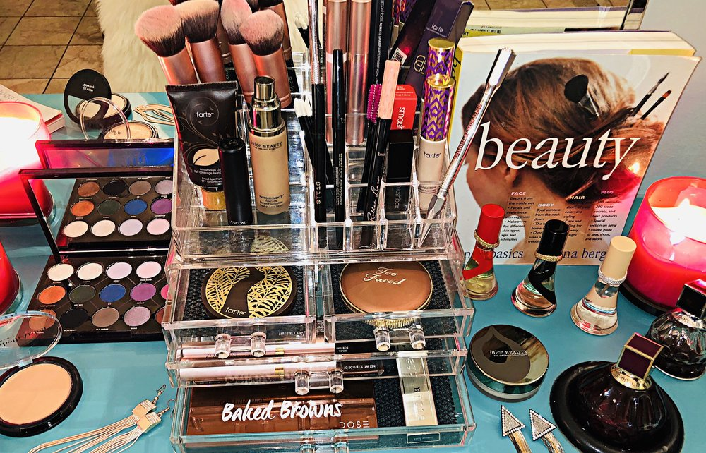 A sneak peek at our luxury make-up collection