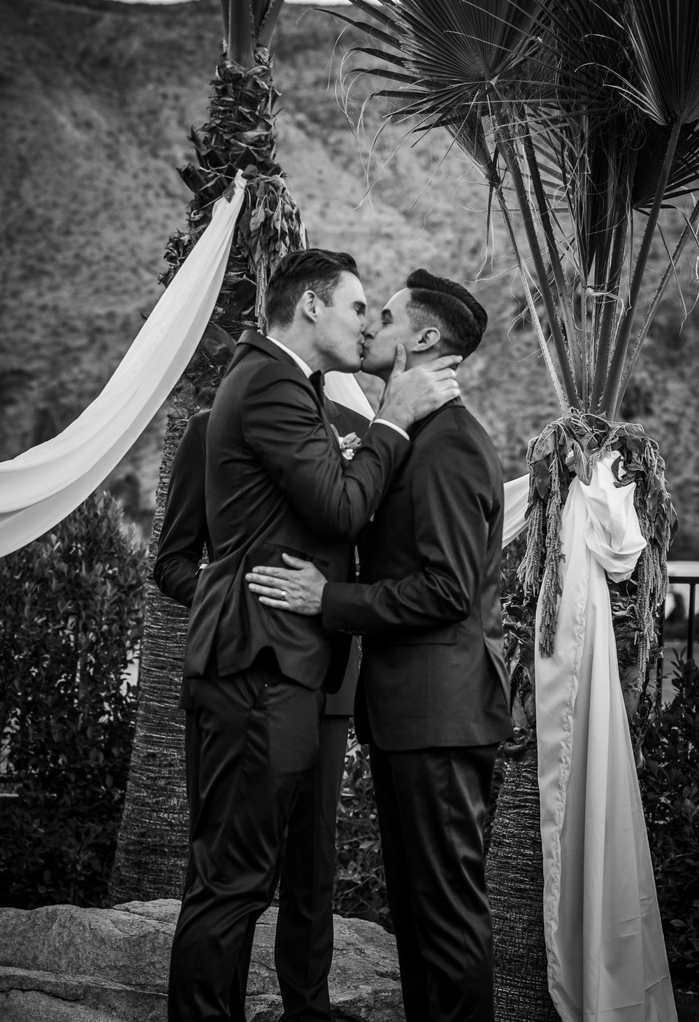 Palm Springs Wedding | Ginger Sole Photography
