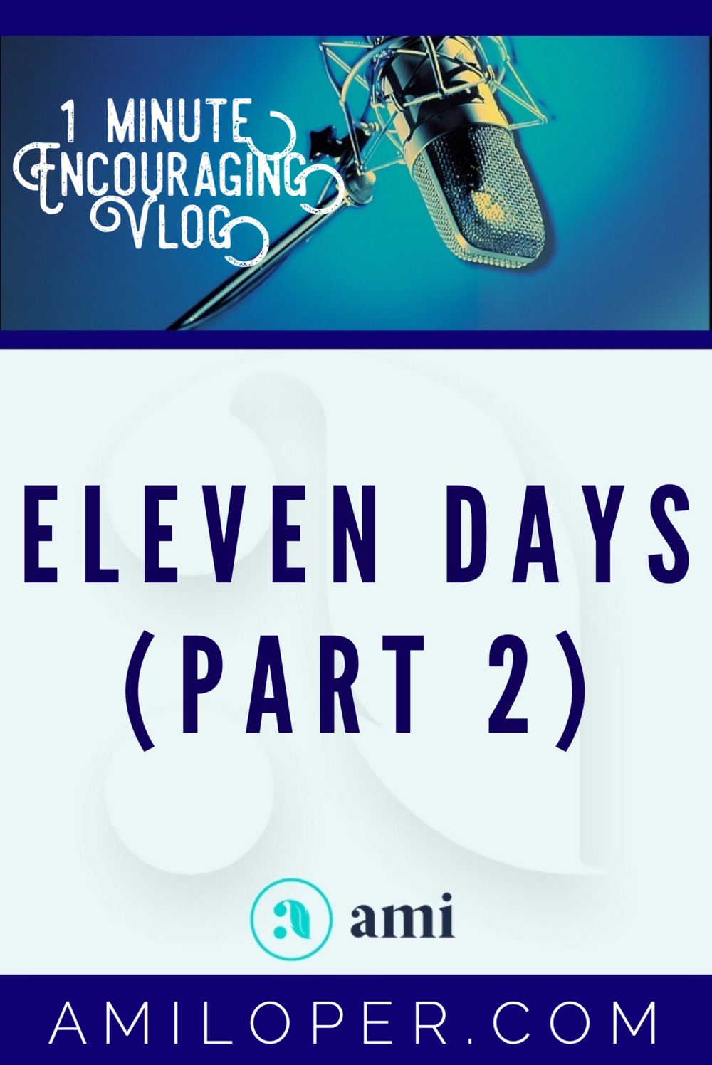 Some say that the Israelites could have journeyed to the Promised Land in eleven days. But how is that thinking setting our own faith journey up for failure? #WaitingOnGod #BibleStudy #ChooseJoy #vlog