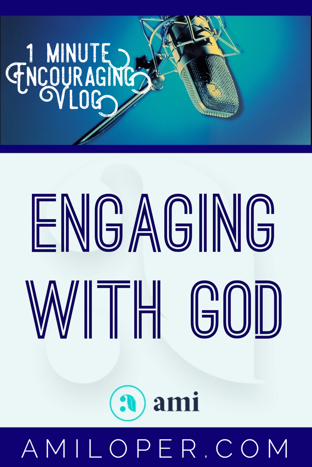 When it comes to your relationship with God, is it your head or your heart that you should engage with? #Prayer #Vlog