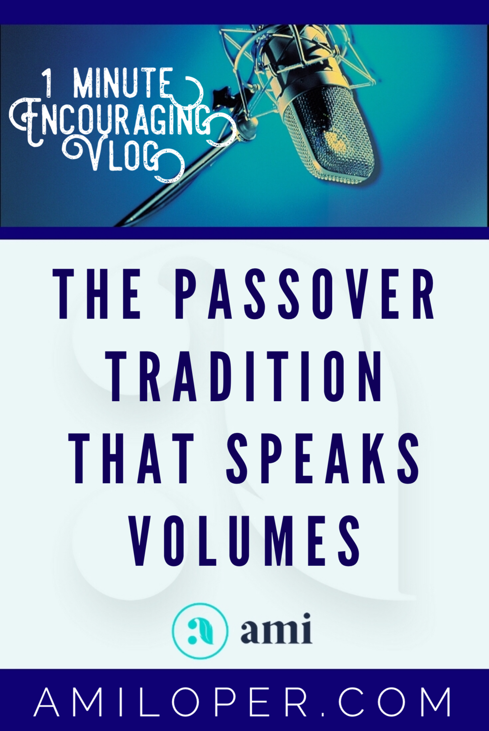 Did Jesus know all that He was about to endure while He sat enjoying the Passover? #Passover #BibleStudy #Vlog