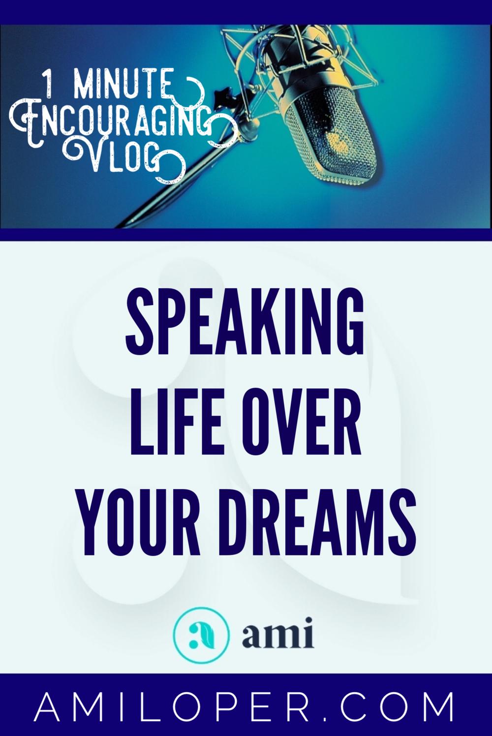Encouragement is Oxygen! #SpeakLife #Selfcare #Vlog