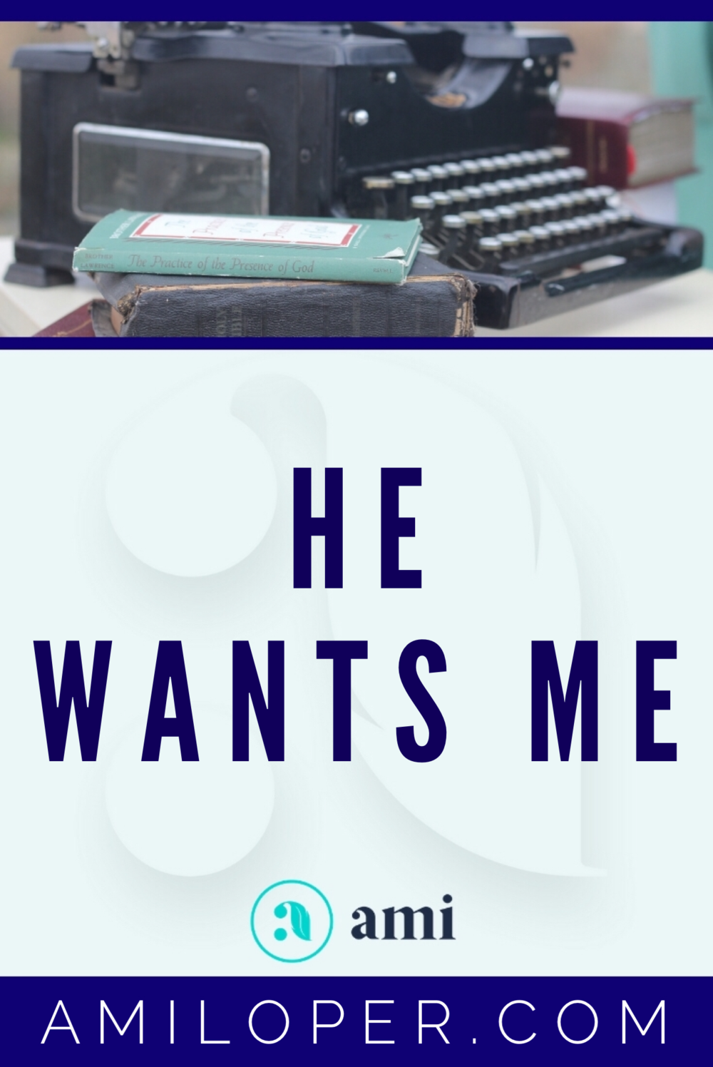 I want to be loved and appreciated. No surprise there! We all want that, right? But sometimes we begin to wonder if those near us really love us for what we do more than who we are. We can even begin to wonder if God loves us with ulterior motives. How can we know? #GodLovesYou #ChristianBlog