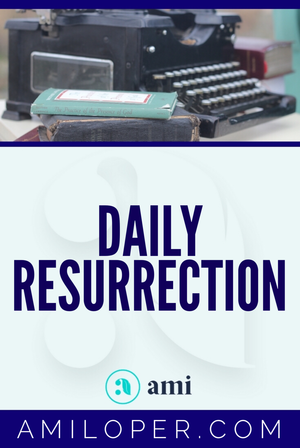 As believers in Jesus Christ, we are called to new life. What a blessed privilege! And although the pathway to this new life is counter-intuitive, it makes sense to us spiritually. Are we able to get past the hurdles that keep us stagnant in our old life and receive the offer of new life that Christ died to purchased? #resurrection #ChristianBlog