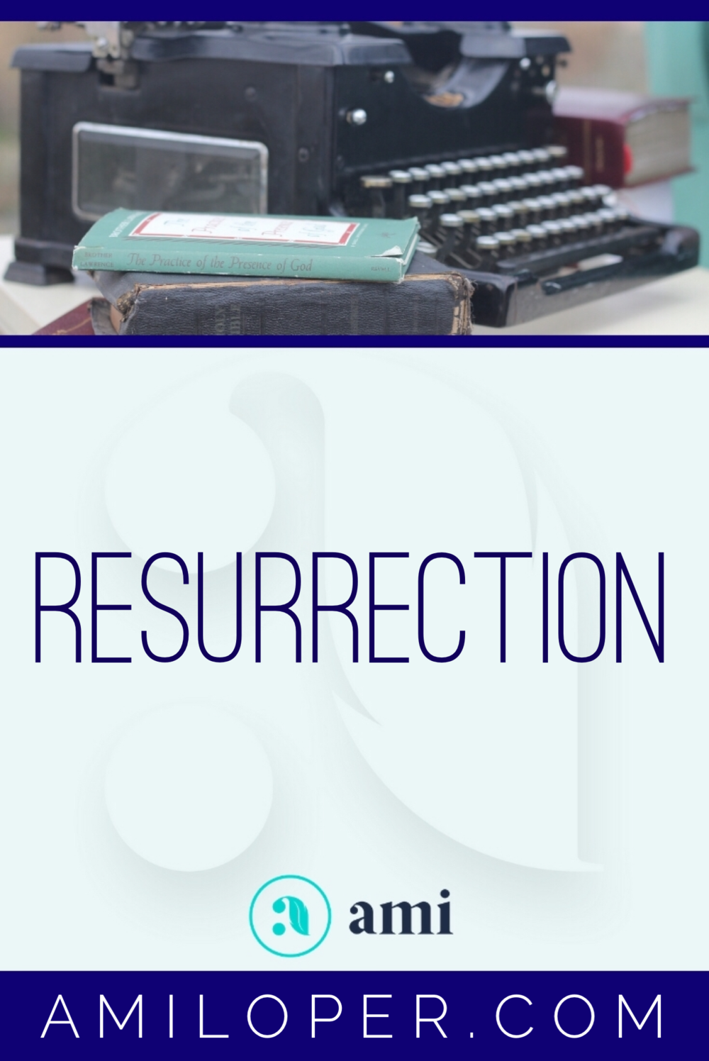 Resurrection. We are so familiar with the resurrection of our Lord, but it is also a beautiful picture for us as believers. What secrets does it whisper to our hearts? #Easter #ChristianBlog