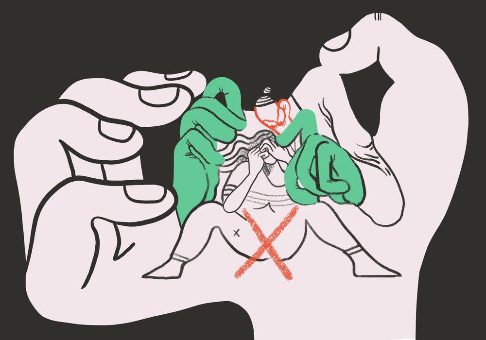Takie Dela  -   Punitive gynecology