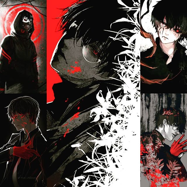 All black everything ---  www.geekbluezpodcast.com ------  #anime #animes #animefan #animeworld #animenews #animelove #manga #otaku #animeboy #animegirl #animelover #geek #nerd #nerds #geeks #podcast #myheroacademia #bokunoheroacademia #tokyoghoul #kaneki #monster #night #black