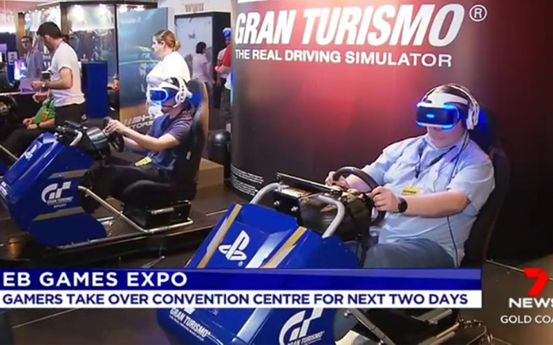 EB Games Expo - 2015 – 2017EB Games annual gaming three-day expo  Pre-event coverage driving ticket sales, VIP media preview events, securing and managing live TV and news crews, media accreditation for 200+ gaming YouTubers and managing stakeholder relationships.