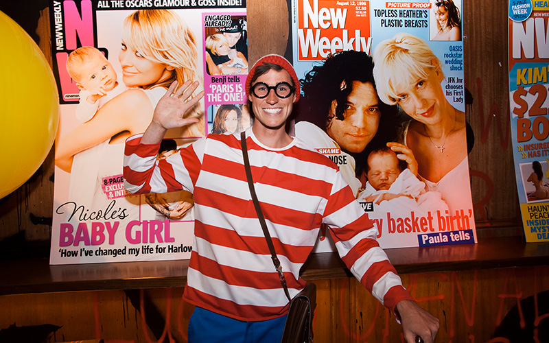 DreamWorks - 2014 - presentWhere's Wally campaign –managing profile to support brand development and licensing.Promotional schedule for live events, profile management, event appearances and media promotional days.