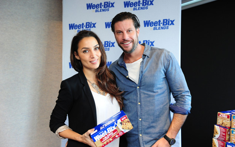 Weet-Bix – Blends - 2015Product launch Event management, product sampling, digital content production, celebrity partnerships and media outreach.