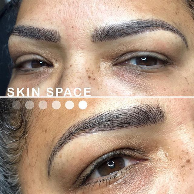 I live for details and aesthetic.. it shows in my work! Look at how little impact there is to the skin. Strokes are clean and not gouged. Healing from microblading is super fast and easy with my technique (and aftercare kit!)For more information and to book visit the links in our bio. Currently booking for May and June 🌸 #inmybag #abundance #prosperity #manifestation #love #constantchange #exponentialgrowth #bossbabe #blackbusiness #mompreneur #microblading #microbladingla #eyebrowtattoo #medspa #motd #browtransformation #featherbrows #featheredbrows #browlift #hermosabeach #redondobeach #hermosabeachpier #hermosalocal #wakeupandmakeup #3deyebrows