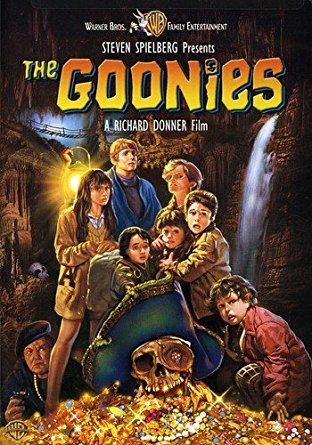 Booty Traps! - To celebrate this very 80's film and Josh Brolin we decided to record a Goonies Podcast. Look out for it later this week! Goonies never say DIE!!!