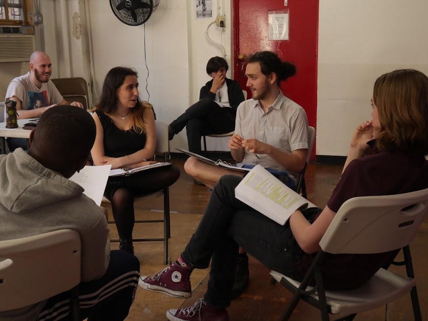 Growing Without Schooling - Patrick Farenga interviewed Firebird founder Leo Lion and another teen director from Boston about their work in youth-led theater, for a piece on the John Holt blog, Growing Without Schooling.Link:More Teenage Drama? Yes!