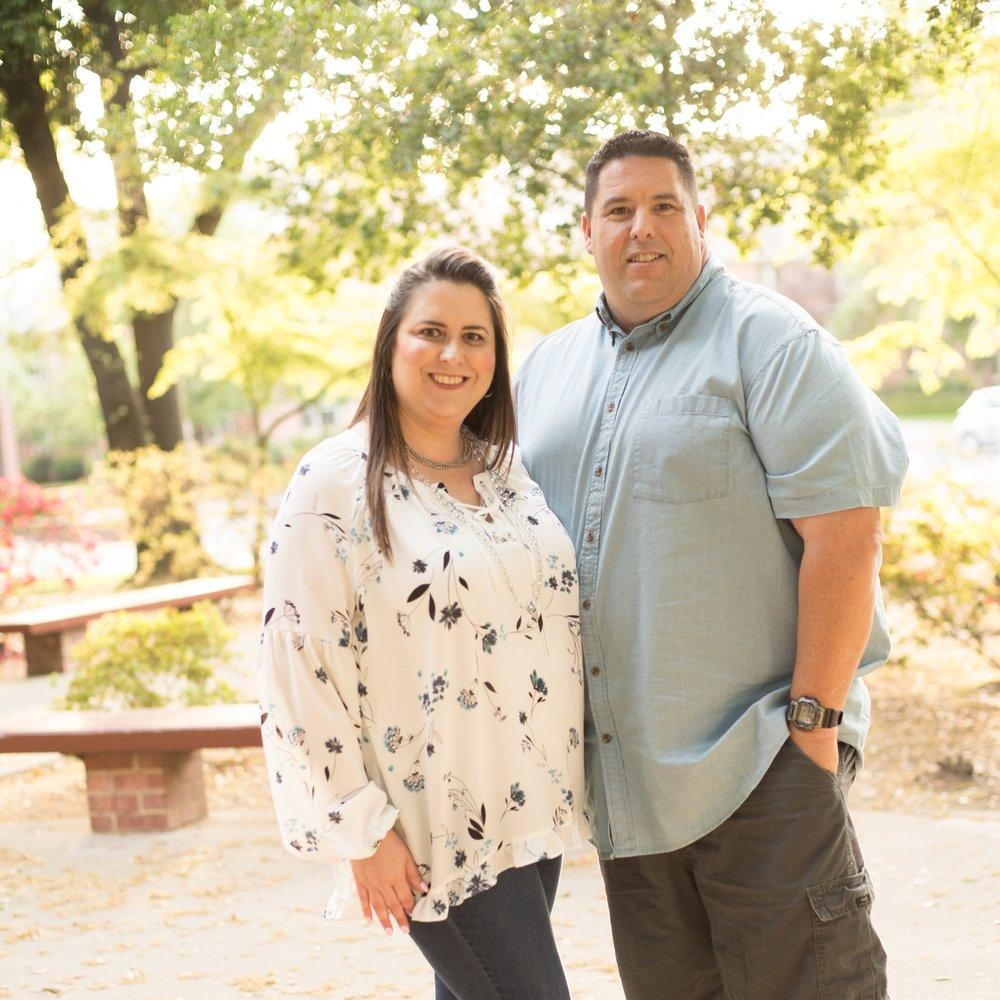 Pastors Dan and Audra -