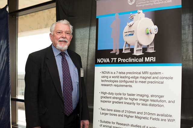 Dr Yuri Wedmid – Time Medical presenting Preclinical MRI