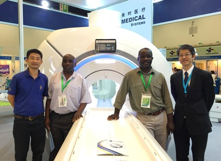 Time Medical Systems' Team Received Governmental Medical Delegates from Africa