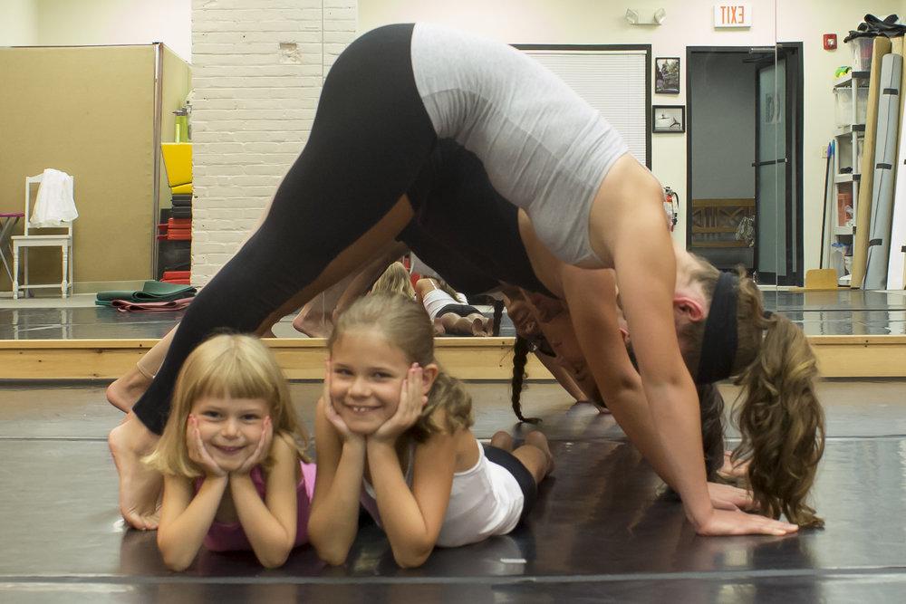 Kids Yoga Teacher Training