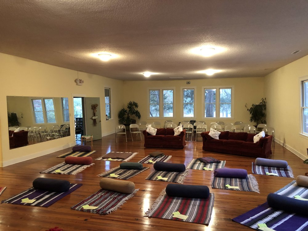 Carrollton Georgia Yoga Studio Rental Space