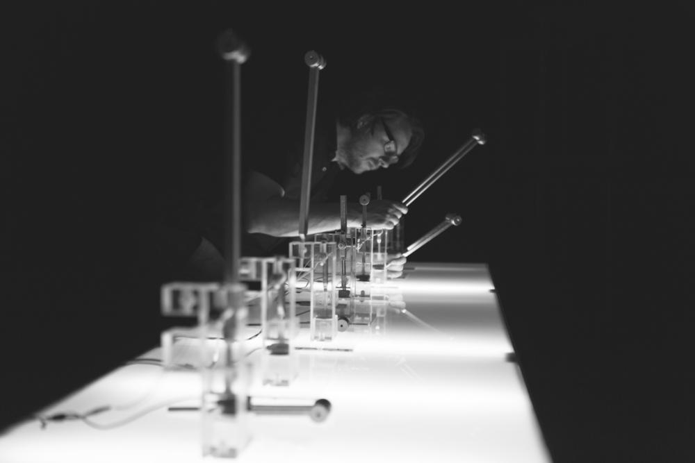 Nicolas Bernier performing at Elektra 2013. Photo @ Christian Pomerleau.