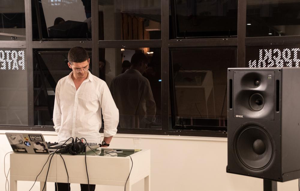 DJ set by George Johnston aka Mantle