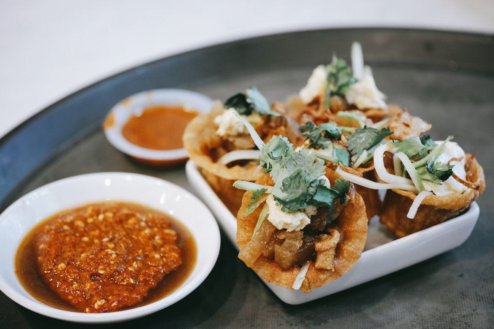 マレーと中華の融合「ニョニャ料理」