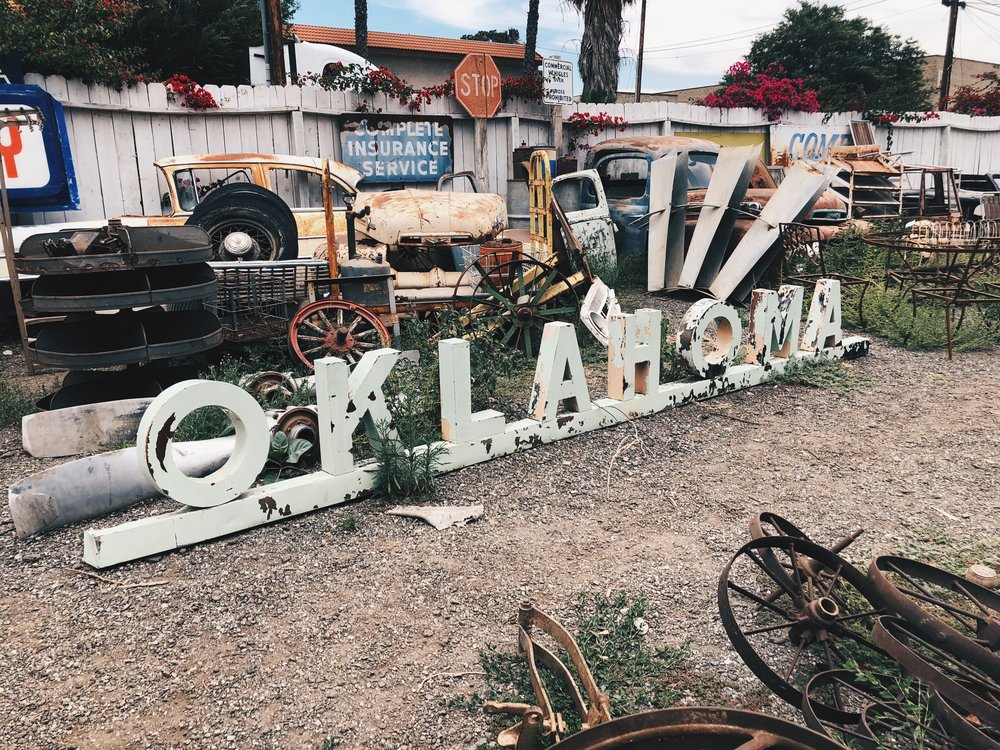 My New Favorite Antique Store Camp Travis Co