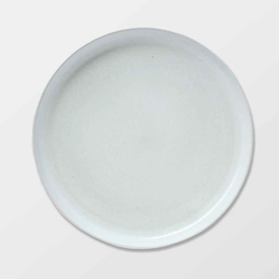 MIST MAIN | LIGHT GREY  Hand-made stoneware Size : Diam. 28 cm  IDR 10,000/per piece  Qty Available: 84 pcs