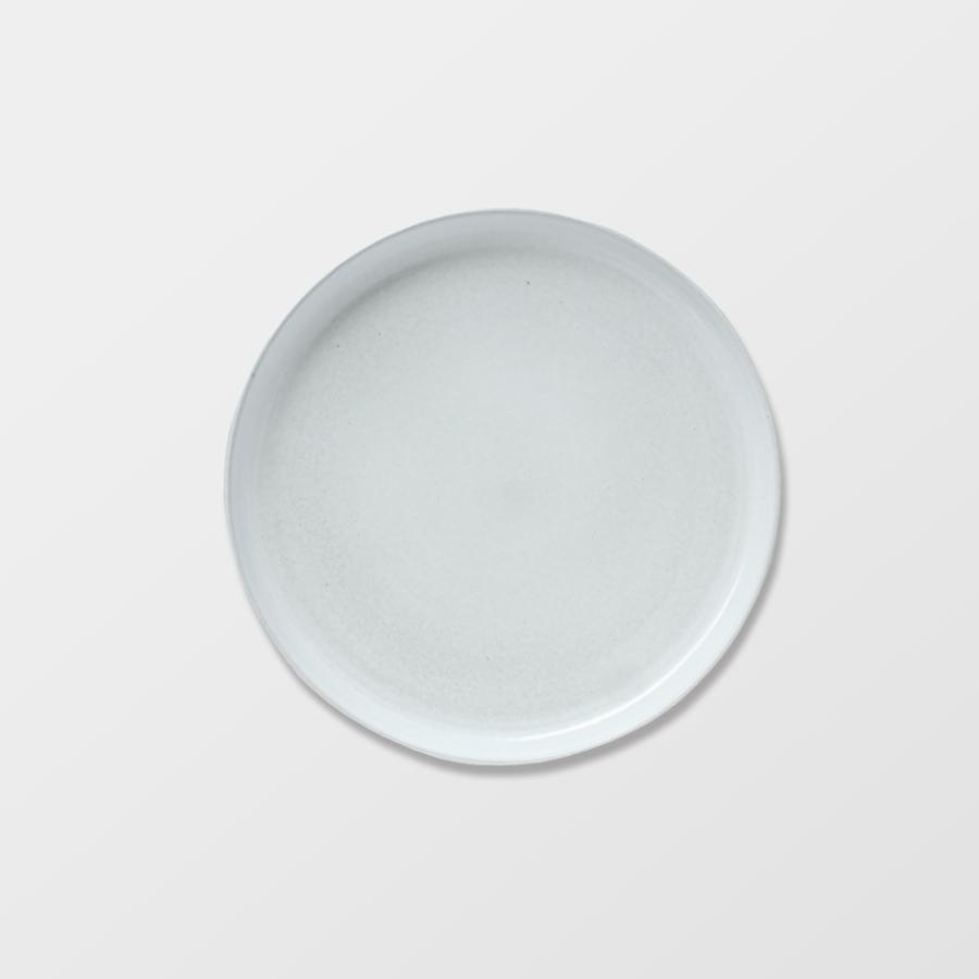 MIST SALAD | LIGHT GREY  Hand-made stoneware Size : Diam. 23 cm  IDR 10,000/per piece  Qty Available: 96 pcs