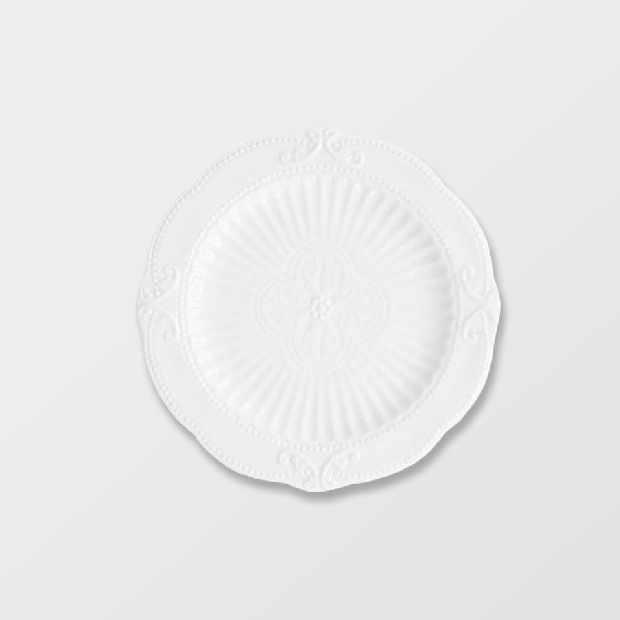 NORMAN SALAD | WHITE   Stoneware Size : Diam. 20 cm  IDR 10,000/per piece  Qty Available: 115 pcs