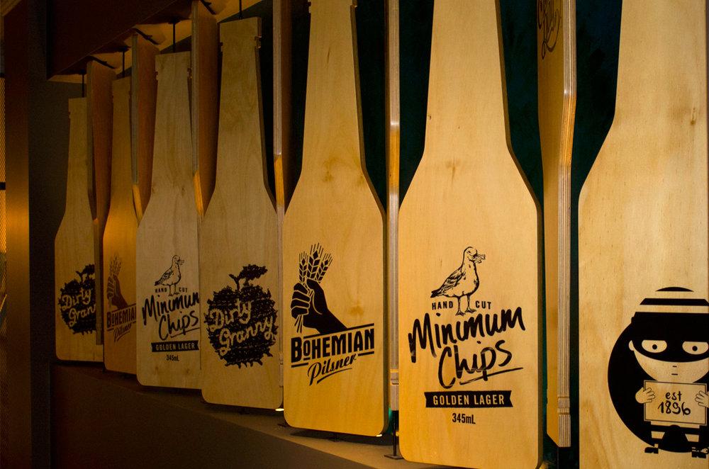 Ballchain Ply Bottles
