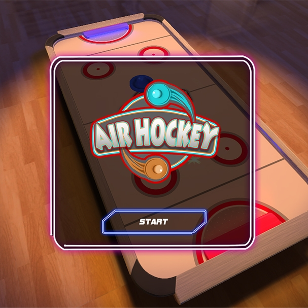 Air Hockey - Publisher- BspotPlatforms: Web, iOS, AndroidA fast paced Air Hockey game played against a tough AI. Simple, slick and fun!Currently in works and to be released soon (when its done!)