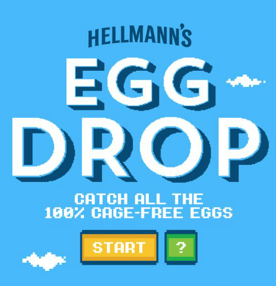 Eggdrop - Platforms – Snapchat, PC BrowserOne of those offbeat or call it unconventional games we built in the recent times. Nothing fancy here, just a good old fashioned catch the eggs as they drop game but done with a nice retro theme. Legend says the game was consumed by millions of users on snapchat when the campaign was live a few months back! Trust us we couldnt play the game ourselves over snapchat due to geographical restrictions !