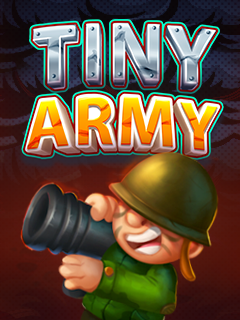 Tiny Army - Platforms - Jio Phone (Out now)Endless World war themed top down shooter with multiple waves of enemies. Choose from a variety of tiny soldiers. and battle fields. Unleash a whole bunch of awesome weapons like rifles, miniguns, RPG, flame throwers. Shoot down enemy soldiers, airplanes, tanks and bad ass bosses!Leaderboards with high scores and number of kills. Multiple war locations to choose from
