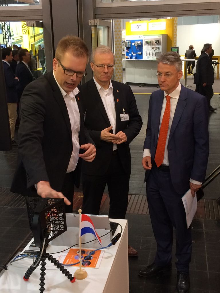 Sorama at Hannover Messe 2018