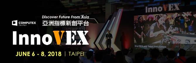 Innovex TaiPei 2018 Computex
