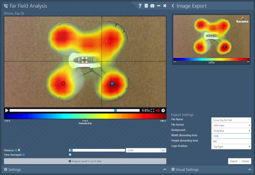 sorama-analysis-portal-farfield-beamforming-drone.PNG