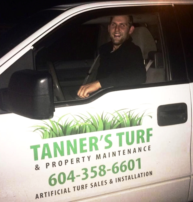 TANNER - YELLANDOwner | InstallerTanner has several years of strategic leadership experience consistently driving businesses. He started working at a young age in the sales Industry for his Grandfather. His entire life he has been driven and passionate in everything he would set his mind to do. Tanner has expanded his company and growing his business to being one of the best synthetic turf companies in the industry. His practical knowledge includes sales, business development, management, customer experience and team building. Tanner directs the operational aspects of his company, and oversees the company as a whole. He is a person who is honest, with integrity and his customers know this. He is positive about every aspect of life. There are many things Tanner does when he not running Tanners Turf. Being home with his family, and spending time on the golf course. Tanner is not just selling a product, he is selling the best service!
