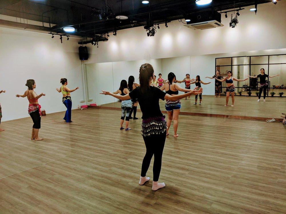 24 June - Zumba Bellydance Fitness Trial Class