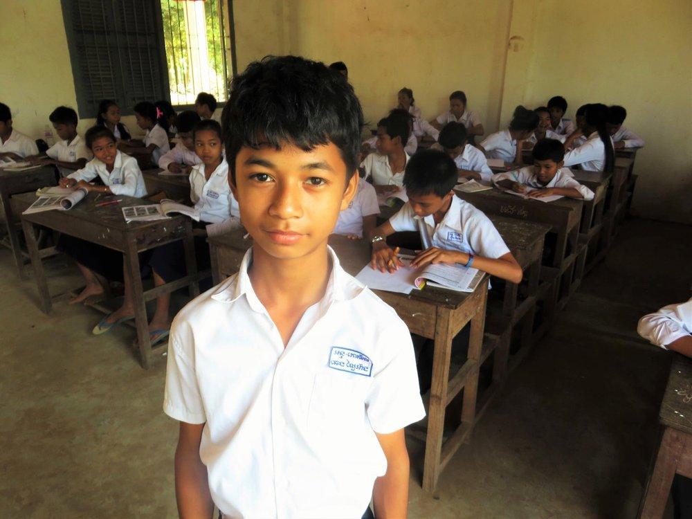 Koh Khel, Cambodia