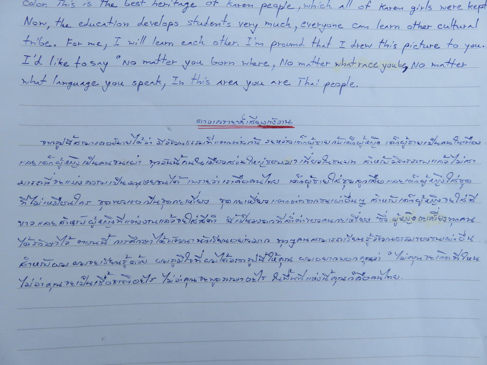 What is Community? - Wittawat (18), Thailand