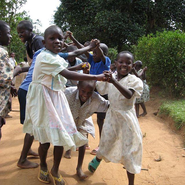 In August, we are celebrating friendship! Tag your best friend below! #FriendshipFriday #LifeOnThePlayground #Uganda