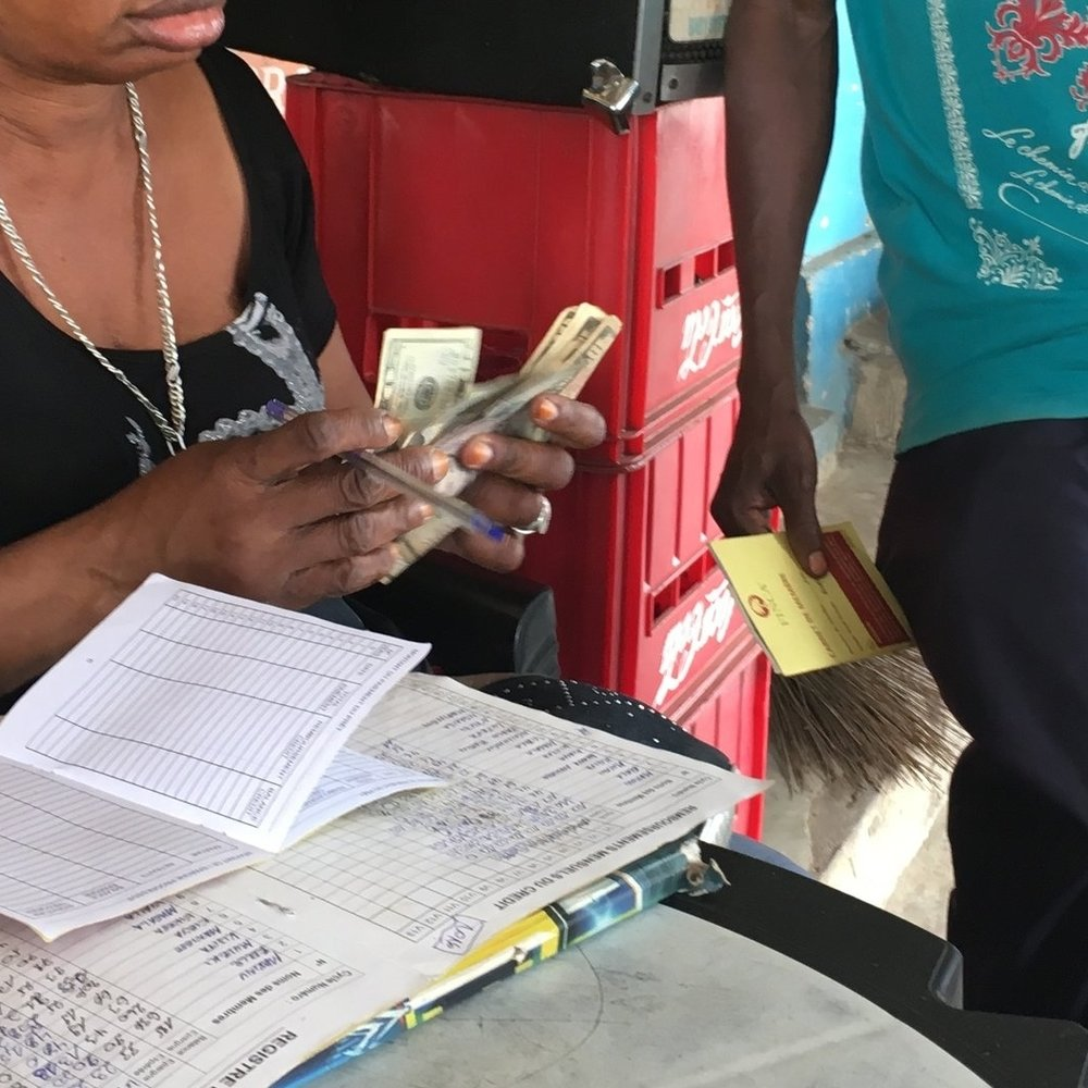 Bring financial inclusion to rural household in the DRC - For : The UN Capital Development Fund, and an international microfinance organisation