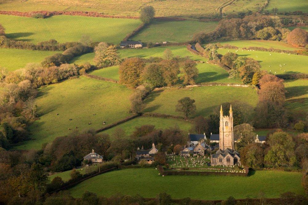 Widecombe in the Moor, Dartmoor