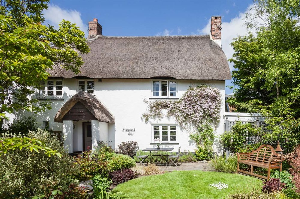 Romantic Cottages in Devon