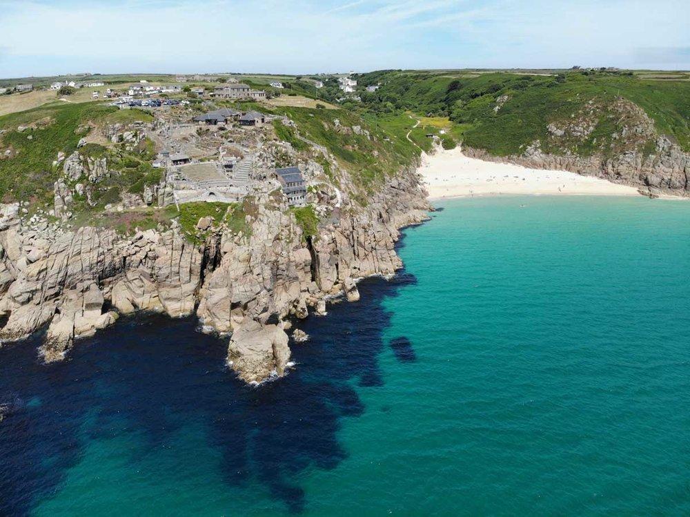Cornwall. Credit: Benjamin Elliot